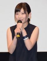 映画『全員、片想い』完成披露舞台あいさつに出席した伊藤沙莉 (C)ORICON NewS inc.