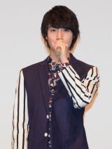 映画『全員、片想い』完成披露舞台あいさつに出席した桜田通 (C)ORICON NewS inc.