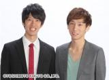 解散を発表したフレミング(左から)宮本駿舟、舟生侑大