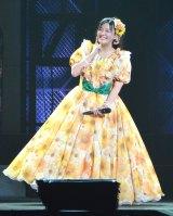 5年4ヶ月のアイドル活動に終止符を打ったモーニング娘。'16の鈴木香音 (C)ORICON NewS inc.