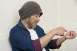 "CGと手描きの絶対的な違いは""ノイズ""と語る押井守監督(写真:逢坂聡)"