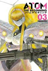 6月3日に発売される『アトム ザ・ビギニング』3巻