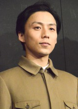 舞台『それいゆ』の取材会に出席した施鐘泰(JONTE) (C)ORICON NewS inc.