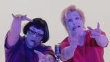 映画×dTVドラマ『アイアムアヒーロー』連動企画でメイプル超合金が初のミュージックビデオ出演。(C)花沢健吾・小学館/BeeTV