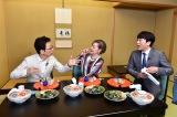 10日放送されるTBS系バラエティ『ぴったんこカン・カンスペシャル』(後7:56)で古舘伊知郎が12年ぶりTBS出演 (C)TBS
