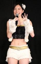 速報3位で好スタートを切ったSKE48の松井珠理奈 (C)AKS