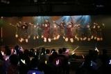 SKE48公演の模様(C)AKS