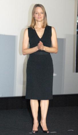 映画『マネーモンスター』試写会イベントに出席したジョディ・フォスター (C)ORICON NewS inc.