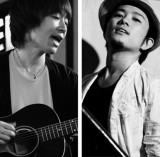 """宮田和弥(左)&山森大輔の""""ミヤモリ""""がシングルリリース"""