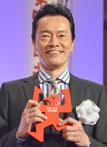 『第53回ギャラクシー賞』贈賞式に出席した遠藤憲一 (C)ORICON NewS inc.