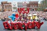 夏休み期間中ほぼ毎日ユニバーサル・スタジオ・ジャパンでライブを行うAKB48グループ