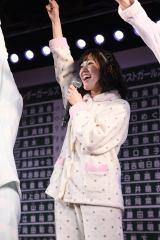 渡辺麻友=『第8回AKB48選抜総選挙』投票速報 AKB48劇場の模様(C)AKS