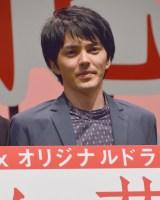 林遣都=Netflixドラマ『火花』完成披露試写会イベント (C)ORICON NewS inc.