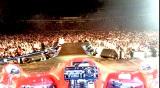 TRF・DJ KOOのDJブースから見た『a-nation』の会場