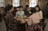 昭和14年、ヨーロッパで第2次世界大戦がぼっ発。暗い時代の足音が近づく中でも小橋家は明るく過ごしていた(C)NHK