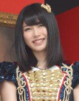 『AKB48選抜総選挙ミュージアム』のオープニングセレモニーに出席したAKB48横山由依 (C)ORICON NewS inc.
