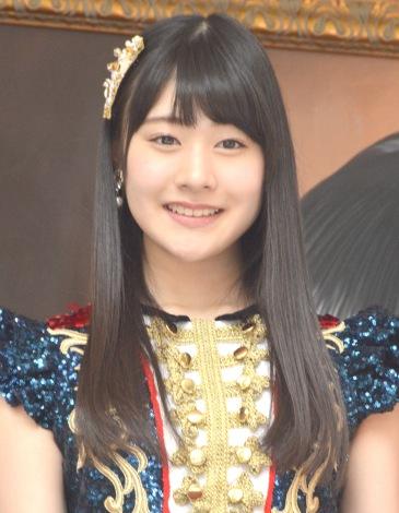 『AKB48選抜総選挙ミュージアム』のオープニングセレモニーに出席したNGT48加藤美南 (C)ORICON NewS inc.