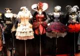 『AKB48選抜総選挙ミュージアム』で展示されている衣装 (C)ORICON NewS inc.