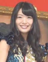 『AKB48選抜総選挙ミュージアム』のオープニングセレモニーに出席した北原里英 (C)ORICON NewS inc.