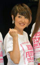ライジングプロダクション『熊本地震復興支援ライブ』に出演した荻野目洋子