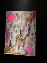 GENKING「魔法のキラメンコ」 東京・汐留の日本テレビ2階で『アリスと時間のアート展』(6月4日〜12日)で展示(C)ORICON NewS inc.