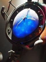 ヨシカワゴエモン「モリノトケイ」 東京・汐留の日本テレビ2階で『アリスと時間のアート展』(6月4日〜12日)で展示(C)ORICON NewS inc.