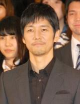 映画『クリーピー 偽りの隣人』のトークショーに出席した西島秀俊 (C)ORICON NewS inc.
