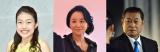 TBS系連続ドラマ『せいせいするほど愛している』(毎週火曜 後10:00)に出演する(左から)横澤夏子、神野三鈴、松平健 (C)TBS