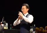 バーテンダー日本代表に選ばれた藤井隆さん『ワールドクラス2016 ジャパンファイナル』 (C)oricon ME inc.