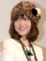 結婚を発表した加賀美早紀 (2009年撮影)(C)ORICON NewS inc.