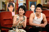 6月8日放送、テレビ朝日系『あいつ今何してる?』2時間スペシャルにゲスト出演する西村知美、武井壮(C)テレビ朝日