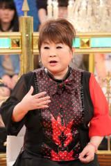 「歌が売れているイメージがないのに、なぜ紅白に出ることができるのか」質問に答える天童よしみ (C)日本テレビ