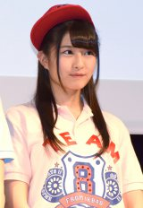 行天優莉奈 (C)ORICON NewS inc.