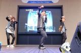 ニューアルバム『THE SHOWCASE』発売記念フリーライブを行ったLead