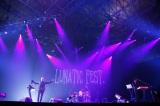 『LUNATIC FEST.』最終公演に出演したminus(-)