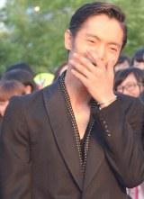 映画『MARS(マース)〜ただ、君を愛してる〜』公開直前イベントに出席した窪田正孝 (C)ORICON NewS inc.
