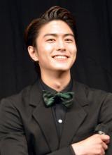 映画『MARS(マース)〜ただ、君を愛してる〜』サプライズ舞台あいさつに出席した稲葉友 (C)ORICON NewS inc.