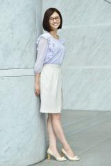 7月スタートのTBS系連続ドラマ『せいせいするほど愛している』に出演する和田安佳莉 (C)TBS