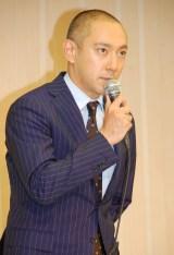 妻・小林麻央の病状を説明する市川海老蔵 (C)ORICON NewS inc.