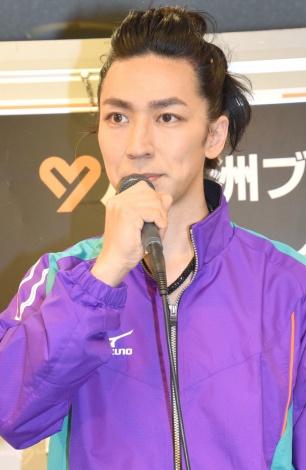 欅坂46の1stシングル「サイレントマジョリティー」の振付師でもあるTAKAHIRO=DVD『Let's アニソン・エクササイズ』発売記念イベント (C)ORICON NewS inc.