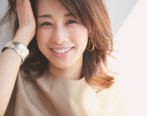 カトパンこと加藤綾子アナが『BAILA』7月号で本心を告白(撮影/吉田 崇<まきうらオフィス>)