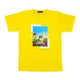 蜷川実花氏が手がけた今年の『24時間テレビ』チャリTシャツ(C)mika ninagawa, Courtesy of Tomio Koyama Gallery