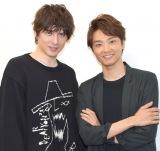 (左から)城田優、井上芳雄 (C)ORICON NewS inc.