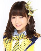 7月いっぱいでHKT48を卒業する穴井千尋 (C)AKS