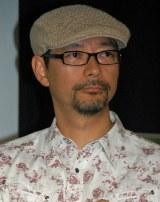 映画『夏美のホタル』初日舞台あいさつを行った森沢明夫 (C)ORICON NewS inc.