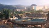 『ファインディング・ドリー』に登場する水族館。このアナウンスの声をシガニー・ウィーバーが務めている (C) 2016 Disney/Pixar. All Rights Reserved.