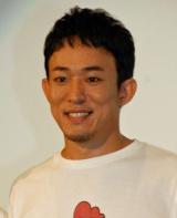 映画『サブイボマスク』初日舞台あいさつを行ったファンキー加藤 (C)ORICON NewS inc.