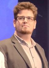 『ショートショートフィルムフェスティバル&アジア(SSFF&ASIA)2016』でグランプリに輝いたクリストフ・デアーク監督 (C)ORICON NewS inc.