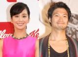 結婚を発表した(左から)優香&青木崇高 (C)ORICON NewS inc.