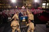 映画『ゴーストバスターズ』ゴーストに仮装した最多人数でギネス世界記録に認定